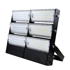 Sports High Mast LED Flood Lights 700W 900W 1000W Aluminum IP67 With PC Cover